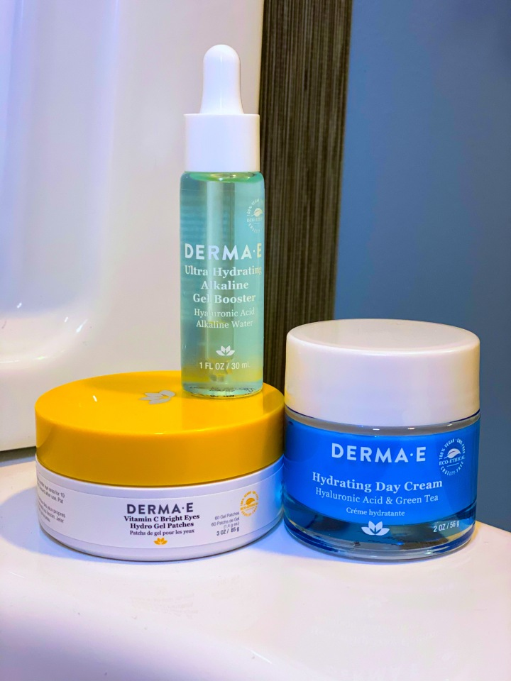 Bye Bye Dull Skin (Thanks To Derma-E)